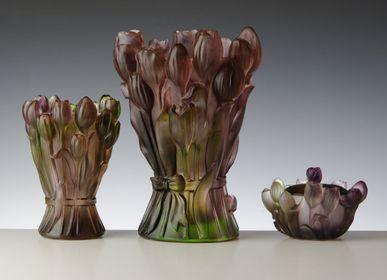 Vases - Vase NEW TULIPE - CRISTAL DE PARIS
