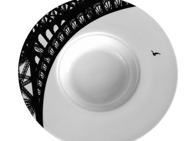Gifts - The Parisian Plates - SILODESIGN