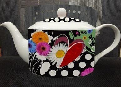 Accessoires thé / café - Théière - TEAPOTS, MUGS & ART