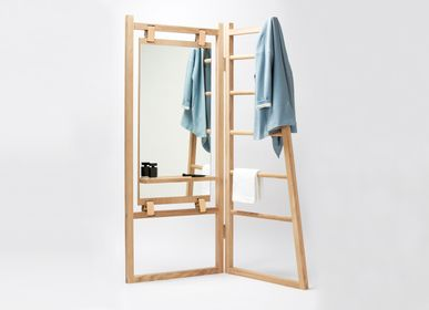 Towel racks - Le Valet wood shelf  - LA FONCTION