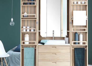 Meubles pour salles de bains - Étagère La Cabine - LA FONCTION