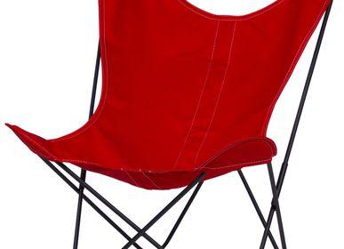 Armchairs - AA Butterfly cotton armchair - AA NEW DESIGN