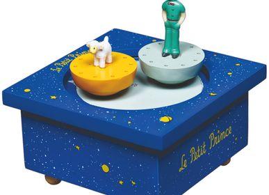 Chambres d'enfants - Boîte à musique magnétique Petit Prince - TROUSSELIER ET BASS & BASS
