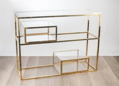 Console table - CONSOLLE LIBRARY console table  - SELEZIONI DOMUS FLORENCE ITALY