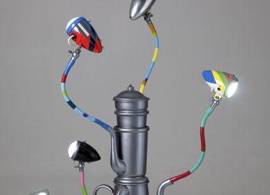 Sculpture - THE SECRET WATCHER - BOURDIER JEAN PLASTICIEN