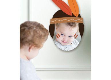 Other wall decoration - Miroir Cowboy - DECOLOOPIO