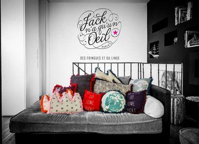 Cushions - coussins doudou - JACK N'A QU'UN OEIL