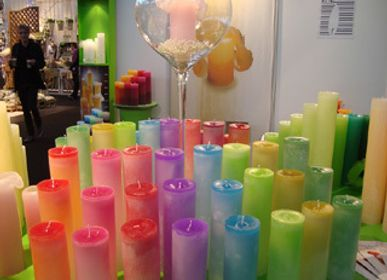 Bougies - Romance & Light - MARIA BUYTAERT DESIGN CANDLES