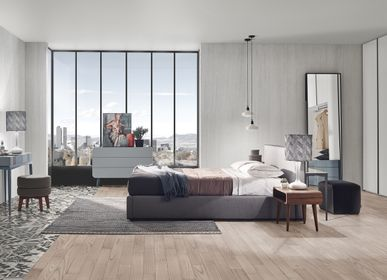 Beds - Helsinki Bedroom Collection - VANGUARD CONCEPT