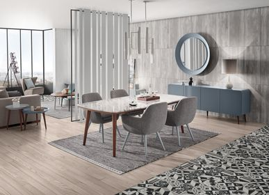 Tables - Helsinki Dining Room Collection - VANGUARD CONCEPT