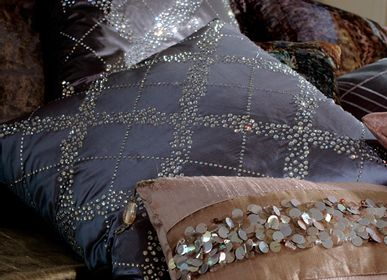 Fabric cushions - CUSHION DECOR - BAGNARESI CASA