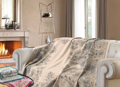 Throw blankets - ORIONE blanket - LANEROSSI GRUPPO MARZOTTO