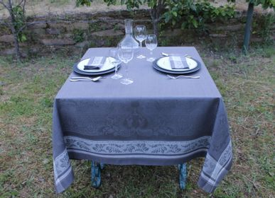 Table cloths - Acanthus TABLECLOTH - TEXTEIS IRIS