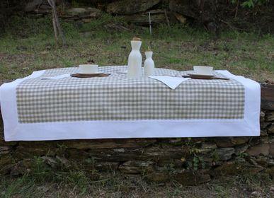 Table cloths - Xadrez tablecloth - TEXTEIS IRIS