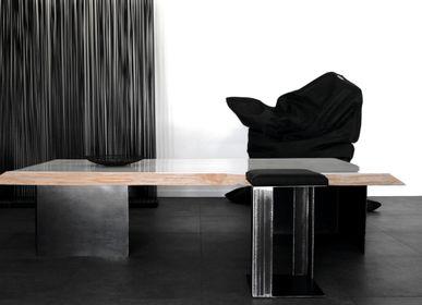 Kitchens furniture - WOODLAK Table - BLUNT  MANUFACTURE