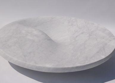 Sculptures, statuettes and miniatures - Sculpture marble piece - JØRGEN MISSOTTEN