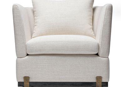 Loungechairs for hospitalities & contracts - IDA ARMCHAIR - DUISTT