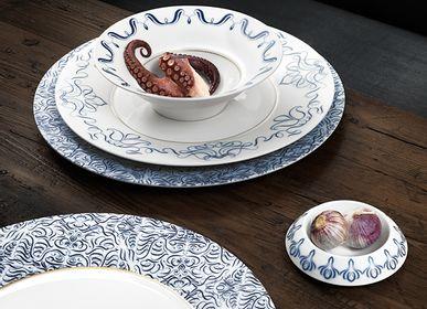 Formal plates - plate, saucer - HERING BERLIN
