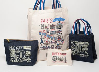 Bags and totes - Cityscapes Collection - TALENTED