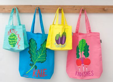 Bags and totes - Viva Vegetables Tote Bag Collection - TALENTED