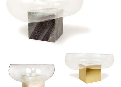 Vases - GRAVITY Cube Cup - VANESSA MITRANI