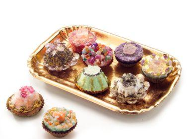 "Gifts - decorative object ""Sweet pastries stones"" - ENRICAGIOVINE ART MAISON"
