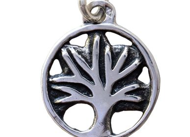 """Jewelry - """"Tree of Life"""" medal - TOULHOAT"""
