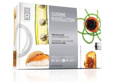 Ustensiles de cuisine - Cuisine-R EVOLUTION - MMTUM INC