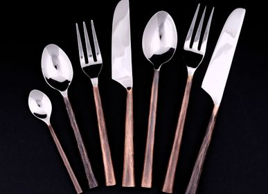 Forks - HAND-FORGED STAINLESS STEEL CUTLERY - ASIATICA FRANCE
