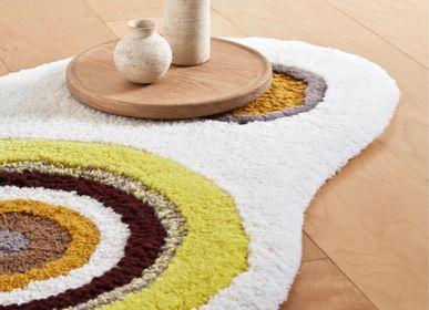 Design carpets - Mono-mame rug - ZAPPETO