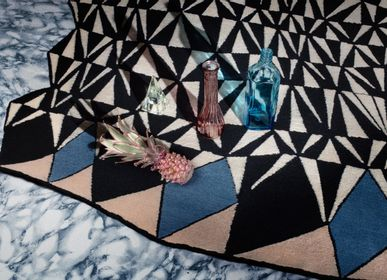 Design carpets - Diamond rug - ATELIER FÉVRIER