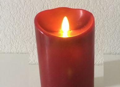 LED modules - LED Genuine Wax Candle with Oscillating Flame - FLAMINA