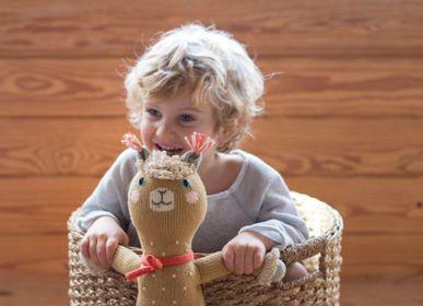 Soft toy - Macchu the Alpaca plush - BLABLA