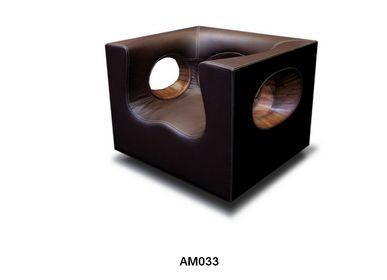Armchairs - CUBE - NAGA