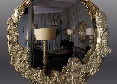 Miroirs - Miroir Ecorce - CINABRE GALLERY