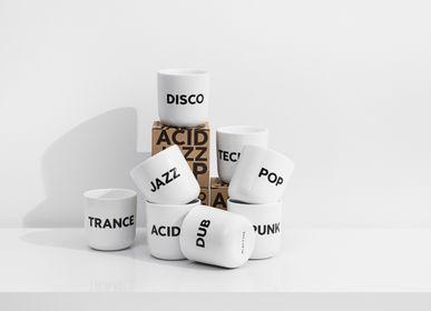 Céramique - Tasses PLTY: Beat - PLTY