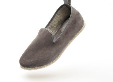 Chaussures - Tcha AERO velours - LA CHARENTAISE TCHA