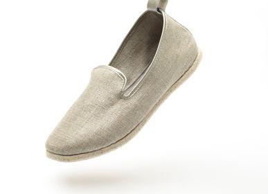 Chaussures - Tcha AERO lin - LA CHARENTAISE TCHA