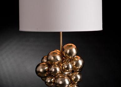 Lampes à poser - PLUTONE TABLE LAMP - SELEZIONI DOMUS FLORENCE ITALY