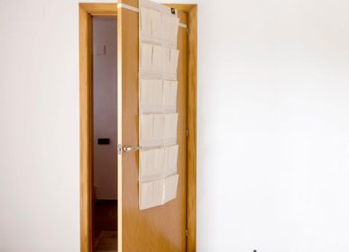 Organizer - KANGURUDOOR Friendly Over Door Storage Pockets 24 - COMADECO