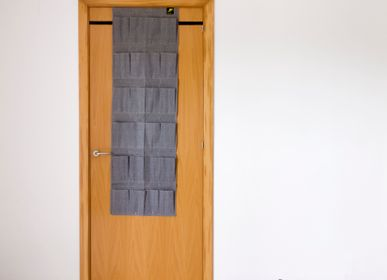 Organizer - KANGURUDOOR Friendly Over Door Storage Pockets 24 Recycle T/C - COMADECO