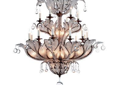 Objets de décoration - Lustre 18116 - BAGUES-BRONZES DE FRANCE