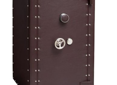 Pièces uniques - SAFE CUSTOMIZED WITH WATCH WINDING AND JEWLELLERY STORAGE - UNDERWOOD ITALIA SRL