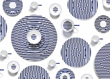 Formal plates - Richard Brendon meets Patternity - RICHARD BRENDON