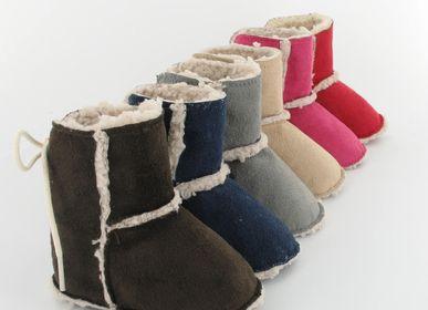 Slippers / shoes - Baby shoes Colline - LE PETIT FILS DU CORDONNIER