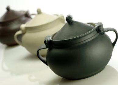Ceramic - Stufarola - oven pan - casserole en pyrex - CERAMICHE BUCCI