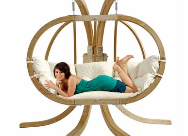 sofas - Globo Royal hanging  chair - AMAZONAS