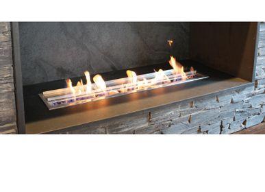 Outdoor fireplaces - Burner 100 cm - BIO-BLAZE