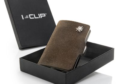 Leather goods - I-Clip Hunting edition - FLUX DESIGN PRODUCTS