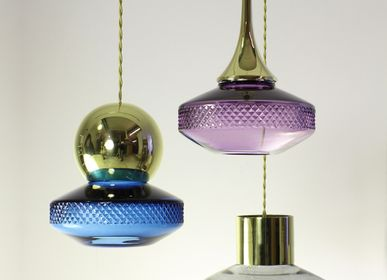Chambres d'hotels - Lily Pendant Lights - MARTIN HUXFORD STUDIO